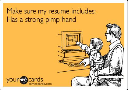 Pimp Hand