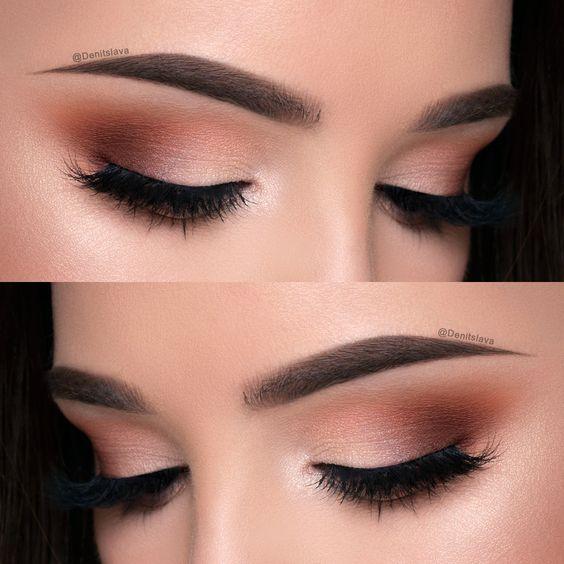 Burgundy Smokey Eyes Bold Lips Makeup Tutorial Ask Jana Leigh