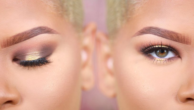 Makeup Tutorial By Alissa Ashley Halo Eyeshadow For Hooded Eyes