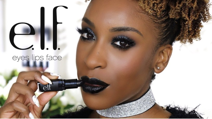 One Brand #Makeup Tutorial by Jackie Aina: Full Face Glam Using ELF Cosmetics