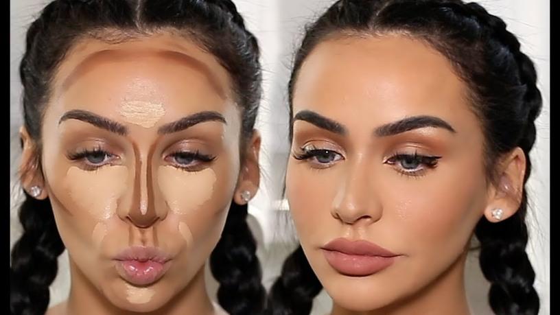 Makeuptutorial By Carli Bybel How I Contour Highlight Ask Jana